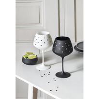 Crystalex Lovely Dots 2 részes üvegpohár  készlet, 580 ml