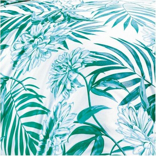 BedTex Pościel bawełniana Amazing morski zielony, 140 x 200 cm, 70 x 90 cm
