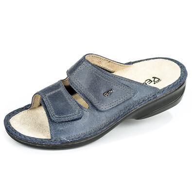 Peon dámske papuče MJ3701 modrá, vel. 40
