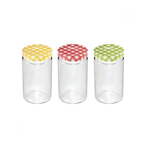 Tescoma 3-dielna sada zaváracích pohárov DELLA CASA, 0,7 l