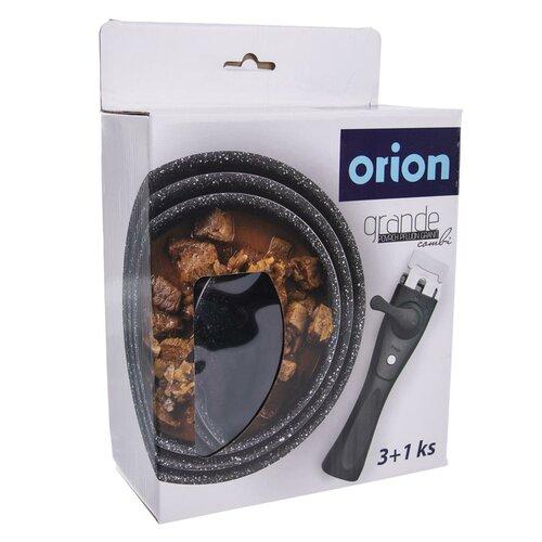 Orion GRANDE COMBI 3 db-os edénykészlet  levehető fogantyúval