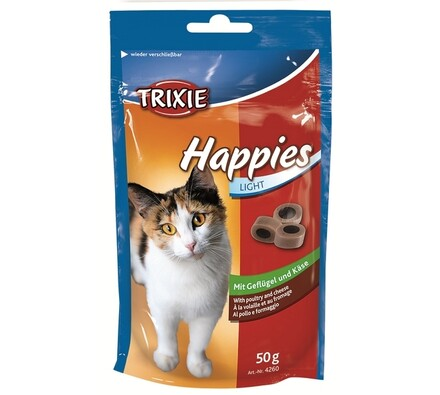 Trixie Happies light kuracie kolieska so syrom, 50