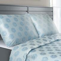 Veba Geon Százszorszép damaszt ágynemű, kék