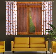 Záclona provázková Sharlota 2 ks 90 x 180 cm