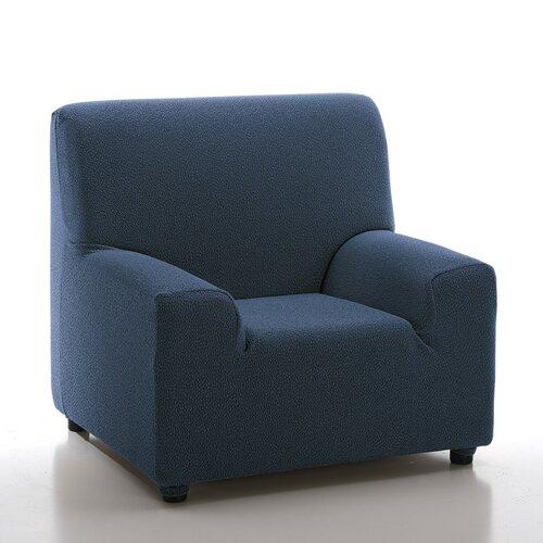 Petra multielasztikus fotelhuzat, kék, 70 - 100 cm