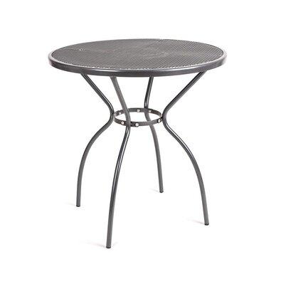 Happy Green Zahradní ocelový stůl Round, pr. 70 cm