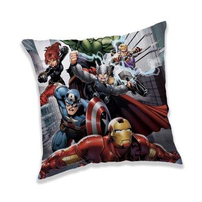 Polštářek Avengers Fight, 40 x 40 cm
