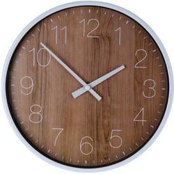 Ceas de perete Darell, 25 cm, plastic