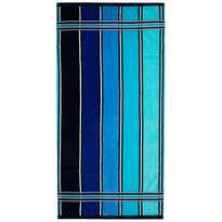 Ręcznik Rainbow niebieski, 50 x 70 cm