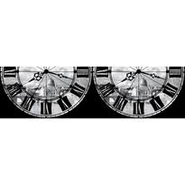 Samolepicí bordura Římské hodiny, 500 x 14 cm