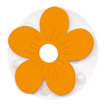 Suport antiderapant de cadă Kleine Wolke Viola 4 buc., oranžová