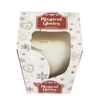 Vonná sviečka Magical Winter, 100 g
