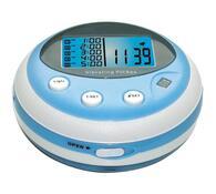 Zásobník na léky s alarmem a měřičem tepu