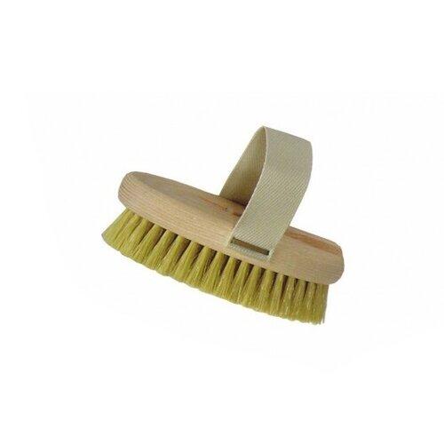 Produktové foto Modom Dřevěný kartáč na mytí zad s odnímatelnou rukojetí, 45 cm KP111