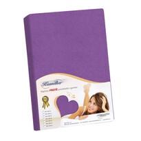 Cearşaf de pat Kamilka, violet