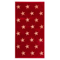 Ručník Stars červená
