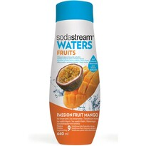 SodaStream Szörp Waters Fruits Maracuya - Mango, 440 ml