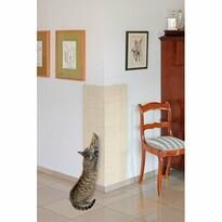 Karlie-Flamingo Rohové škrábadlo béžová, 27 x 80 cm