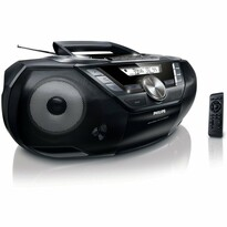 Philips AZ787/12 radiomagnetofon s CD