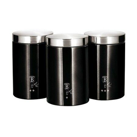 Set doze 3 piese Berlinger Haus RoyalBlack Collection