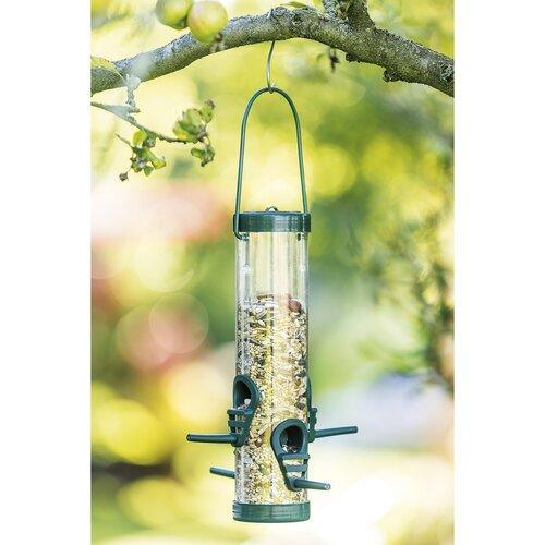 Závesné krmítko pre vtáky
