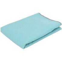 XQ Max Ręcznik szybkoschnący Yoga, zielony, 70 x 40 cm
