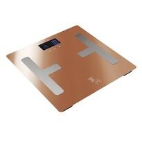 Berlinger Haus Osobná váha Smart s telesnou analýzou Rosegold Metallic Line