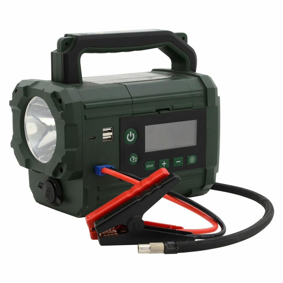 Kompresor COMPASS Power starter 300A