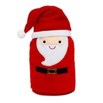 Domarex Vánoční deka Santa, 80 x 100 cm