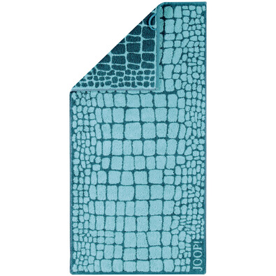 JOOP! Osuška Gala Croco Lagune, 80 x 150 cm