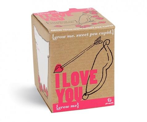 Grow me: Miluju tě!
