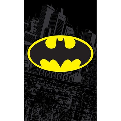 Dětský ručník Batman, 30 x 50 cm