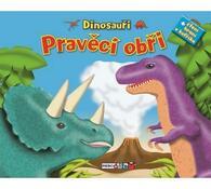 Kufřík Dinosauři, vícebarevná