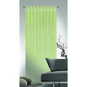 Albani Provázková záclona Cord zelená, 90 x 245 cm
