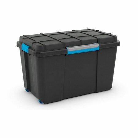 KIS Přenosný box na nářadí Scuba Scuba XL, 110 l