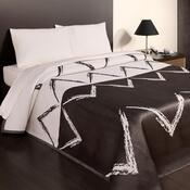 Přehoz na postel ZigZag, 140 x 220 cm
