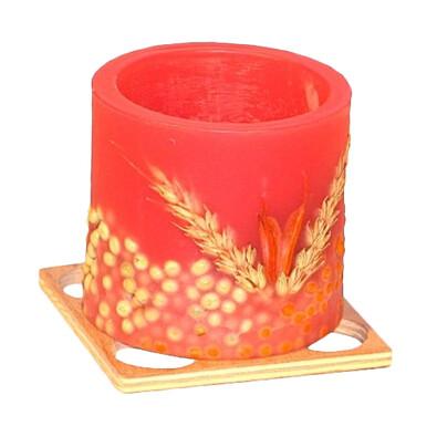 Vonný lampion na čajovou svíčku s vůní višně a jahody