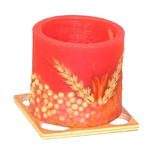 Vonný lampión na čajovú sviečku s vôňou višne a jahody