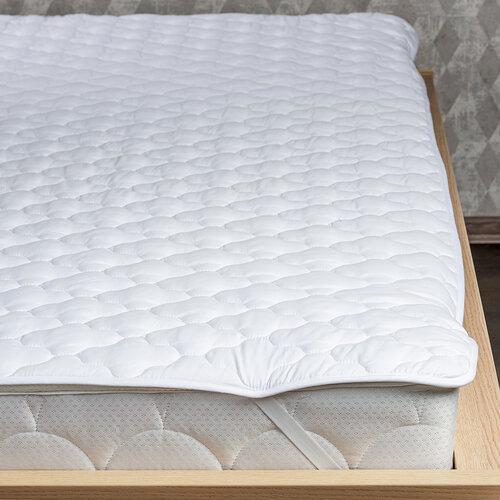 4home Balance gumifüles steppelt matracvédő, 90 x 200 cm