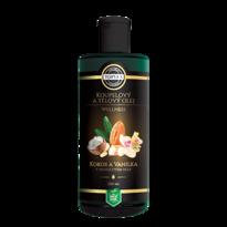 Topve Kúpeľový a telový olej kokos a vanilka v man dľovom oleji