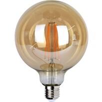 LED Žárovka s uhlíkovým vláknem E27, 17 cm