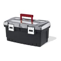 Keter Hammer 17331482 kufor na náradie 19 čierna/metal