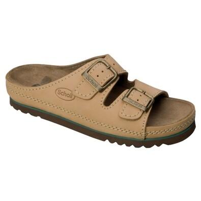 Zdravotní obuv Air Bag Sholl, přírodní,43