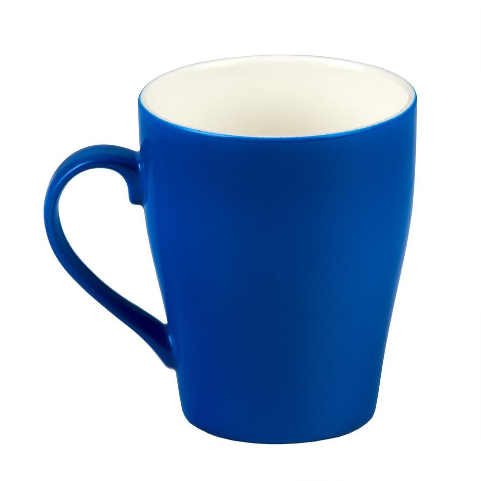 Florina Neónový hrnček 300 ml, modrá