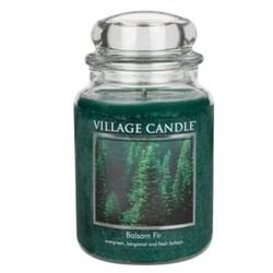 Village Candle Vonná svíčka Jedle - Balsam Fir, 645 g