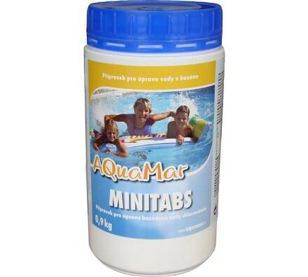 Aquamar, Marimex, Minitabs