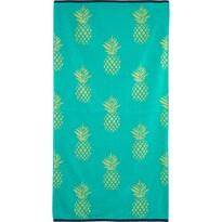 Ręcznik plażowy Pineapple, 90 x 170 cm