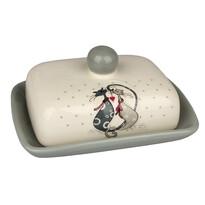 Maselniczka ceramiczna Cats