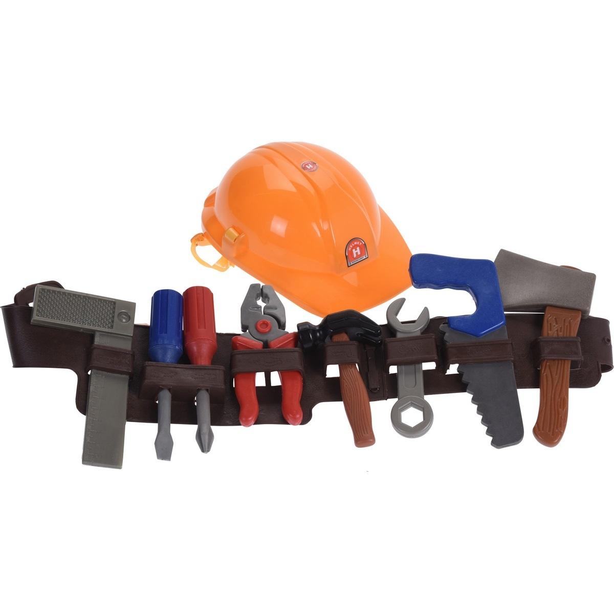 Koopman Dětský hrací set Malý kutil, 10 ks