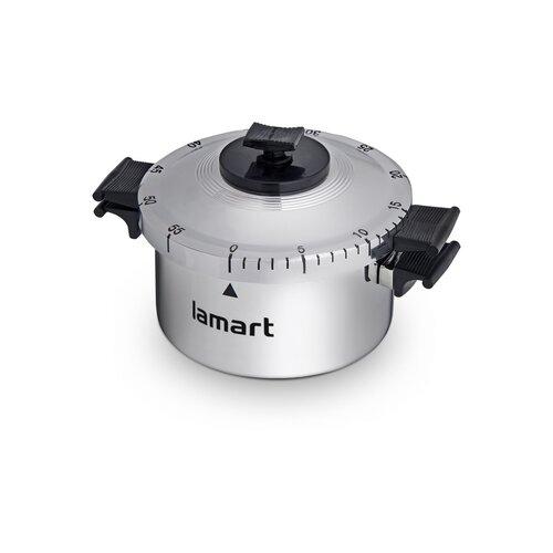 Lamart LT7038 minútka tlakový hrniec Fan